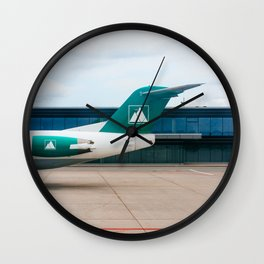 I sway in a place Wall Clock
