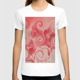 """""""Red Curl"""" T-shirt"""