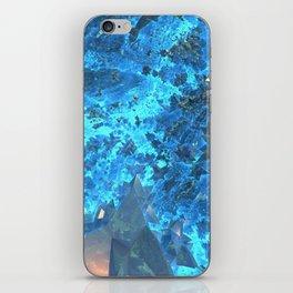 Deep Blue Starfield iPhone Skin
