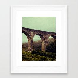 SCOTLAND / Glenfinnan (Viaduct), Highlands / 01 Framed Art Print