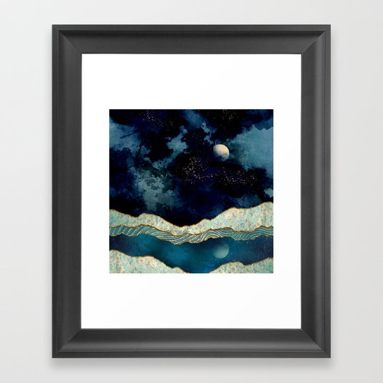 Indigo Sky by spacefrogdesigns