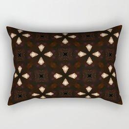 Glass light pattern no 33-2 Rectangular Pillow