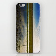 reflectively fenced... iPhone & iPod Skin
