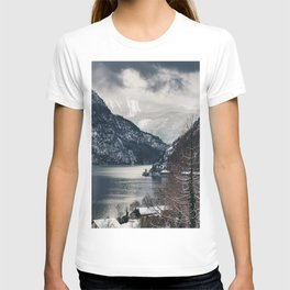 Winter Landscape #photography #sky T-shirt