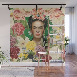 Frida Kahlo IV Wall Mural
