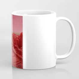 Green Mars Coffee Mug