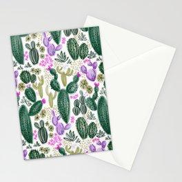 Desert Bloom Stationery Cards