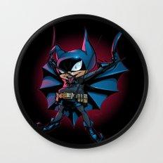 Bat-Mite Wall Clock