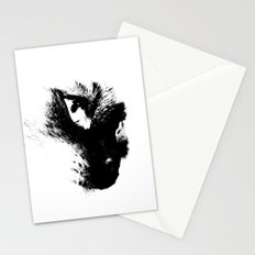 Rorchach Cat Stationery Cards