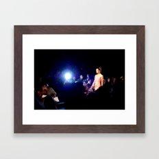 Farah Angsana SS13  Framed Art Print
