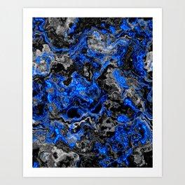 Deep Carapace Art Print