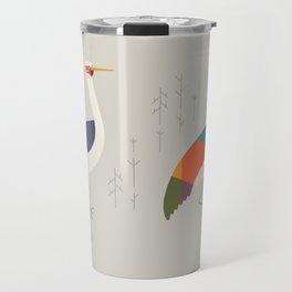Brolga Travel Mug