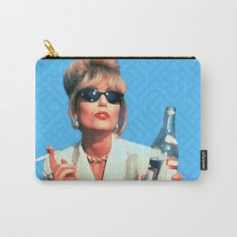Every Woman Needs A Role Model AbFab Patsy Carry-All Pouch
