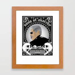 Sons of Anarchy Series Framed Art Print