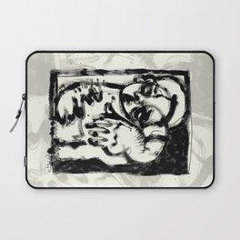 Lonesome Saint Laptop Sleeve