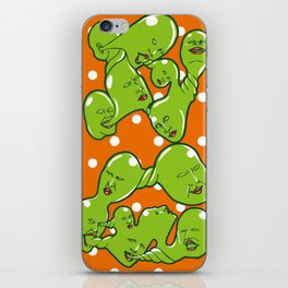 Happy Ectoplasm iPhone Skin