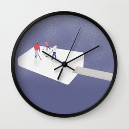 icehockey Wall Clock