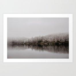 Trout Lake Art Print