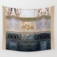 roman Wall Tapestries featuring roman art by EnglishRose23