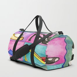 Let´s Get Some Shoes Duffle Bag