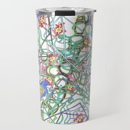 The Pathway Beyond the Gate Travel Mug