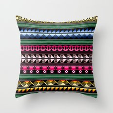 Tribality Andes Extravaganza Throw Pillow