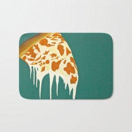 Dripping Pizza Slice Bath Mat