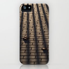 Behind bars iPhone Case