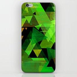 AARON iPhone Skin