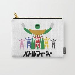 Super Sentai Carry-All Pouch