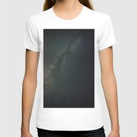 milky way T-shirts featuring Milky Way  by Mikography