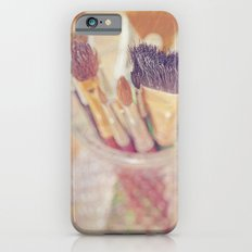 If I could say it in words, there would be no reason to paint... Slim Case iPhone 6s