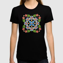 Decorative Tangerine Gothic T-shirt