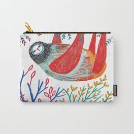 sloth life Carry-All Pouch