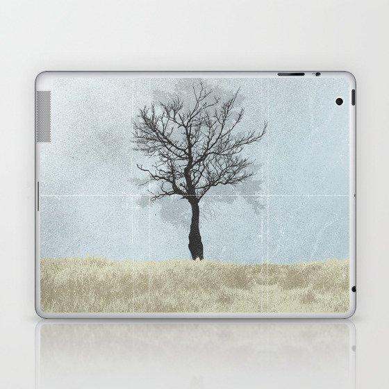 Distance Laptop & iPad Skin