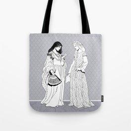 Roman Sisters Tote Bag