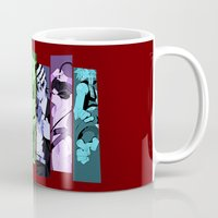 soul eater Mugs featuring Soul Eater by feimyconcepts05