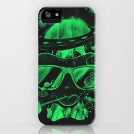 Hipster Invasion iPhone Case