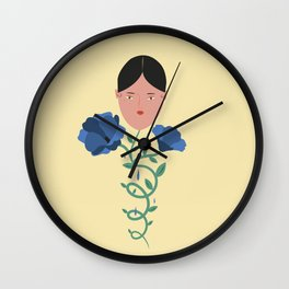 llorona Wall Clock