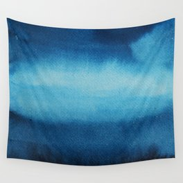Indigo Ocean Dreams Wall Tapestry