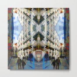 Akin to recalling, instead; understood mimicry. 01 Metal Print