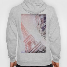 I Dream of Paris Pink Hoody