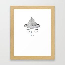 Pedro Framed Art Print