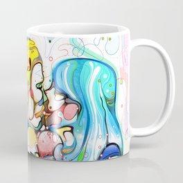 Kiss Like Lovers Do Coffee Mug