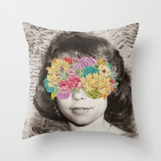 Her Point Of View Throw Pillow