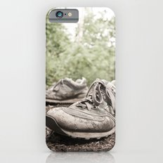shoes for a decade, not for a year iPhone 6s Slim Case