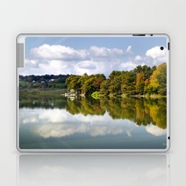 Fall Lake Landscape Laptop & iPad Skin