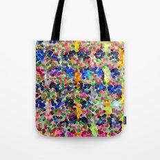 Colour Pattern Tote Bag