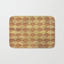 Sea shells pattern 1 Bath Mat