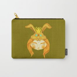 Diana & King Rabbit Carry-All Pouch